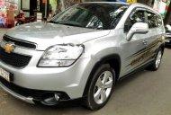 Cần bán xe Chevrolet Orlando LTZ 1.8 AT đời 2016, màu bạc, giá tốt giá 485 triệu tại Tp.HCM