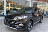 Bán Hyundai Tucson 1.6 Turbo năm sản xuất 2018, màu đen giá 875 triệu tại Quảng Ninh