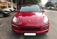 Bán Porsche Cayenne 3.6 V6 năm sản xuất 2013, màu đỏ, xe nhập giá 2 tỷ 350 tr tại Hà Nội