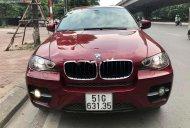 Bán BMW X6 xDrive35i đời 2008, màu đỏ, nhập khẩu   giá 820 triệu tại Hà Nội