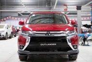Bán Mitsubishi Outlander 2.4 CVT Premium sản xuất năm 2019, màu đỏ giá 1 tỷ 36 tr tại Đà Nẵng
