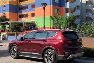 Bán ô tô Hyundai Santa Fe sản xuất năm 2019, màu đỏ xe còn mới lắm giá 1 tỷ 115 tr tại Hà Nội