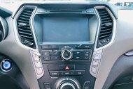 Cần bán gấp Hyundai Santa Fe đời 2017, màu xanh lam, 945tr xe còn mới lắm giá 945 triệu tại Hà Nội