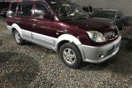 Bán Mitsubishi Jolie năm 2005, màu đỏ xe còn mới nguyên giá 160 triệu tại Hải Dương