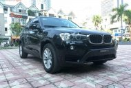 Bán BMW X3 CRDI đời 2015, màu đen, nhập khẩu chính hãng giá 1 tỷ 350 tr tại Hà Nội