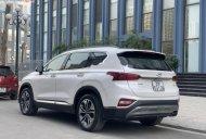 Bán Hyundai Santa Fe model 2019, màu trắng số tự động giá 1 tỷ 145 tr tại Hà Nội