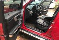 Bán Mercedes GLK250 4Matic sản xuất 2013, màu đỏ giá 900 triệu tại Hà Nội