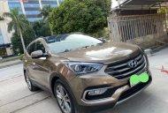 Bán xe Hyundai Santa Fe 2.2L 4WD năm sản xuất 2016, màu nâu giá 979 triệu tại Hà Nội