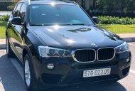 Bán ô tô BMW X3 sản xuất 2016, màu đen, nhập khẩu giá 1 tỷ 420 tr tại Hà Nội