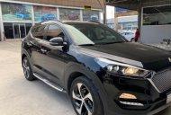 Bán ô tô Hyundai Tucson sản xuất 2017, màu đen số tự động, giá tốt xe còn mới lắm giá 838 triệu tại Tp.HCM