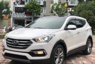 Cần bán xe Hyundai Santa Fe 2.4L 4WD năm 2018, màu trắng, giá 998tr giá 998 triệu tại Hà Nội