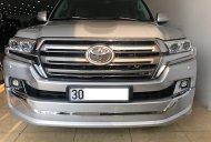 Cần bán Toyota Land Cruiser VX đời 2016, màu bạc, nhập khẩu chính hãng giá 3 tỷ 150 tr tại Hà Nội