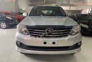 Cần bán lại xe Toyota Fortuner 2.7V 4x2 AT năm sản xuất 2012, màu bạc   giá 565 triệu tại Phú Thọ