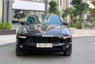 Bán Porsche Macan 2.0 năm 2017, màu đen, nhập khẩu nguyên chiếc giá 2 tỷ 880 tr tại Hà Nội