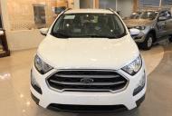 Bán nhanh chiếc Ford EcoSport 1.5 AT Trend năm 2019, màu trắng giá 526 triệu tại Hà Nội