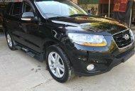 Xe Hyundai Santa Fe đời 2009, màu đen, xe nhập chính hãng giá 600 triệu tại Hà Nội