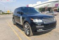 Xe LandRover Range Rover sản xuất năm 2013, màu đen, xe nhập chính hãng giá 4 tỷ 100 tr tại Hà Nội