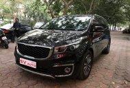 Cần bán lại xe Kia Sedona đời 2017, màu đen xe còn mới lắm giá 1 tỷ 25 tr tại Hà Nội