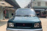 Bán Mitsubishi Jolie 2001, màu xanh lam, nhập khẩu   giá 93 triệu tại Tp.HCM