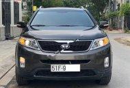 Cần bán Kia Sorento DATH đời 2017, màu nâu xe gia đình, xe cũ giá chỉ 795 triệu giá 795 triệu tại Tp.HCM