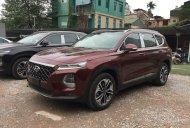 Xe sẵn tại kho - Giao ngay và luôn, Hyundai SantaFe 2.4 Premium đời 2019, màu đỏ giá 1 tỷ 100 tr tại Tp.HCM