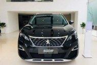 Trả trước 450 triệu => Giao ngay xe Peugeot 5008 đời 2019, màu đen, số tự động giá 1 tỷ 349 tr tại Đồng Nai