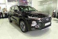 Hyundai Hà Đông - Cần bán xe Hyundai Santa Fe 2.2 L năm sản xuất 2019, màu đen giá 1 tỷ 170 tr tại Hà Nội