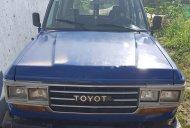 Cần bán Toyota Land Cruiser đời 1990, màu xanh lam, xe nhập, giá tốt giá 89 triệu tại Đồng Nai
