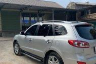 Xe Hyundai Santa Fe Mlx đời 2009, màu bạc, nhập khẩu nguyên chiếc, 565tr giá 565 triệu tại Tuyên Quang