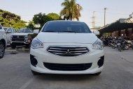 Cần bán Mitsubishi Attrage MT đời 2019, màu trắng, nhập khẩu nguyên chiếc giá 375 triệu tại Quảng Nam