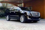 Bán Cadillac Escalade ESV Platinium sản xuất năm 2016, màu đen, nhập khẩu  giá 8 tỷ 150 tr tại Hà Nội