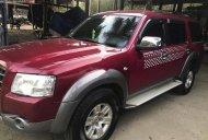 Bán xe Ford Everest MT đời 2008, màu đỏ, máy dầu giá 230 triệu tại Bắc Kạn