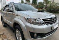 Cần bán lại xe Toyota Fortuner 2.5G sản xuất năm 2013, màu bạc   giá 700 triệu tại Hà Nội