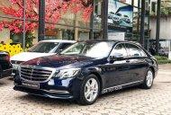 Cần bán lại xe Mercedes S450L đời 2019, màu xanh lam giá 4 tỷ 168 tr tại Hà Nội