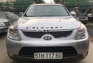 Cần bán Hyundai Veracruz 3.8 V6 2008, màu bạc, nhập khẩu nguyên chiếc xe gia đình giá 450 triệu tại Tp.HCM