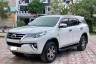 Bán xe Toyota Fortuner 2.7V 4x2 AT đời 2017, màu trắng, nhập khẩu nguyên chiếc giá 998 triệu tại Hà Nội