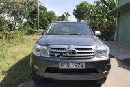 Bán ô tô Toyota Fortuner 2.7V AT năm 2010, màu xám còn mới giá 478 triệu tại Tiền Giang