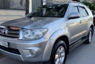 Bán Toyota Fortuner sản xuất năm 2009, màu bạc giá 515 triệu tại Khánh Hòa