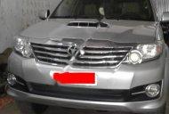 Cần bán lại Toyota Fortuner năm 2016, màu bạc, xe gia đình giá 745 triệu tại Vĩnh Long