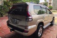 Bán xe Toyota Prado sản xuất năm 2007, màu vàng, nhập khẩu nguyên chiếc giá 650 triệu tại Lạng Sơn