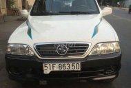Bán xe Ssangyong Musso MT năm 2002, nhập khẩu nguyên chiếc, giá tốt giá 158 triệu tại Tp.HCM