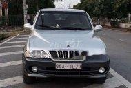 Cần bán xe Ssangyong Musso sản xuất năm 2002 giá cạnh tranh giá 96 triệu tại Nam Định