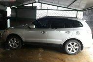 Bán Hyundai Santa Fe đời 2009, màu bạc, nhập khẩu, giá tốt giá 550 triệu tại Phú Yên
