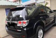 Cần bán xe Toyota Fortuner 2013, màu đen xe gia đình giá cạnh tranh giá 598 triệu tại Quảng Ninh