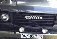 Bán Toyota Land Cruiser sản xuất 1987, màu bạc, xe nhập giá 85 triệu tại Bình Thuận