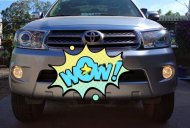 Bán ô tô Toyota Fortuner 2.5G năm 2010, màu bạc, giá chỉ 600 triệu giá 600 triệu tại Vĩnh Long
