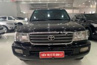 Cần bán Toyota Land Cruiser sản xuất 2002, màu đen giá 295 triệu tại Phú Thọ