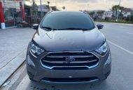 Cần bán lại xe Ford EcoSport 1.5 AT Titanium 2018, màu xám số tự động, giá 585tr giá 585 triệu tại Quảng Ninh