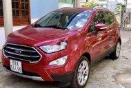 Bán Ford EcoSport năm 2018, màu đỏ giá 595 triệu tại Bình Dương