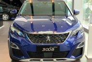 Bán xe Peugeot 3008 sản xuất năm 2019, màu xanh lam giá 1 tỷ 129 tr tại Long An